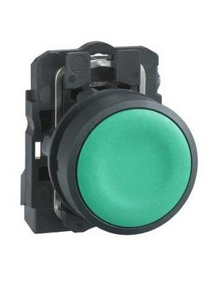 Push Button Plastik Hijau XB5AA31